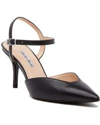 Charles David - Arden Ankle Strap Heeled Pump - Lyst