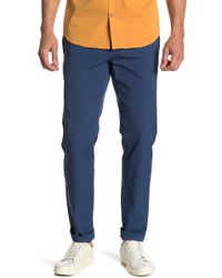 Theory - Zaine Neoteric Tech Pants - Lyst