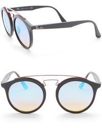 Ray-Ban - Men's Phantos Aviator Sunglasses - Lyst