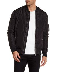Sovereign Code - Astro Quilted Bomber Jacket - Lyst