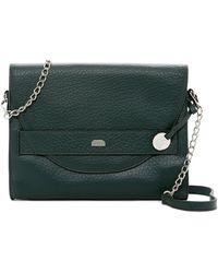 Lodis - Borego Abella Rfid Leather Crossbody Bag - Lyst
