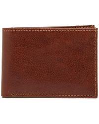 Boconi - Slimbster Bi-fold Wallet - Lyst
