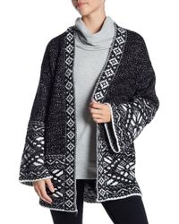 Cupcakes And Cashmere - Sola Thick Knit Cardigan - Lyst