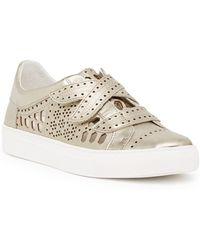Rachel Zoe - Jaden Cutout Sneaker - Lyst