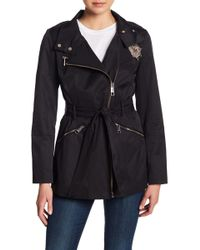 Guess - Embellished Jacket - Lyst