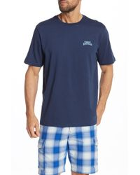 Tommy Bahama - Catch Of The Day Tee - Lyst