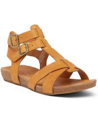 Kork-Ease | Doughtry Double Ankle Strap Sandal | Lyst