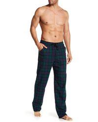 Pendleton - Flannel Pajama Pants - Lyst
