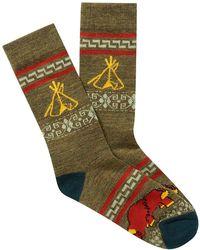 Pendleton - Camp Crew Socks - Lyst