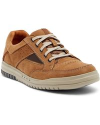 Sneaker En Cuir Go Clarks - Grande Largeur Disponible Jeu Ebay En Vente À Chaud Footaction Sortie pTpI61