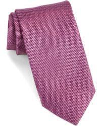 John W. Nordstrom - Benjamin Grid Silk Tie - Lyst