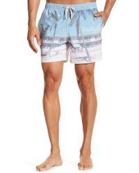 Original Paperbacks - Volley Swim Print Board Shorts - Lyst