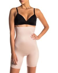 Spanx - Luxe Lean High Waisted Shapewear - Lyst