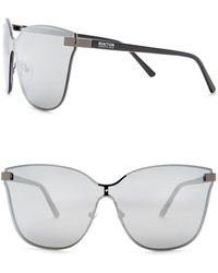 Kenneth Cole Reaction - Women's Metal Oversized Sunglasses - Lyst