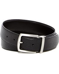 Cole Haan | Reversible Leather Belt | Lyst