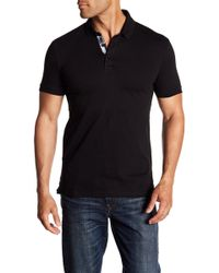Jared Lang - Knit Polo - Lyst
