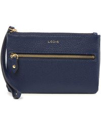 Lodis - Colleen Small Leather Wristlet - Lyst