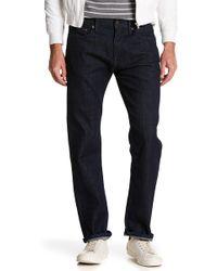 "Lucky Brand - 221 Original Straight Leg Jeans - 30-34"" Inseam - Lyst"