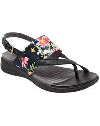 Softwalk - (r) 'teller' Sandal (women) - Lyst