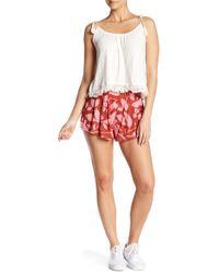 Billabong - La Jupe Patterned Shorts - Lyst