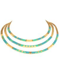 House of Harlow 1960 - Nelli Statement Necklace - Lyst