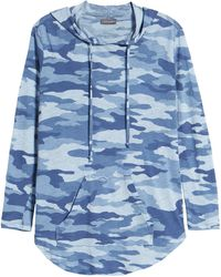 Vince Camuto - Avenue Camouflage Hoodie - Lyst