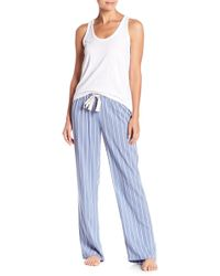 Joe's Jeans - Wide Leg Pajama Pants - Lyst