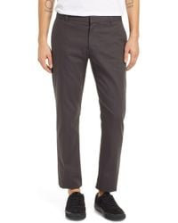 Vince - Griffith Classic Pinstripe Pants - Lyst