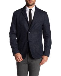 Tocco Toscano | Two Button Notch Lapel Sport Coat | Lyst