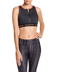 Warrior by Danica Patrick Active - Warrior Bra - Lyst