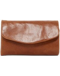 Hobo - Lacy Leather Wallet - Lyst