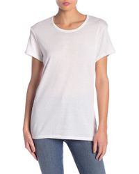 Alternative Apparel - The Keepsake Crew Neck Tee - Lyst