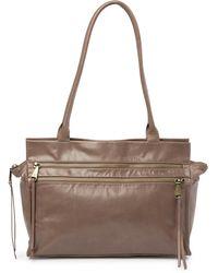 Hobo - Seeker Leather Shoulder Bag - Lyst