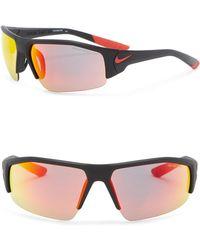 Nike - Men's Skylon Ace Xv 75mm Wrap Sunglasses - Lyst