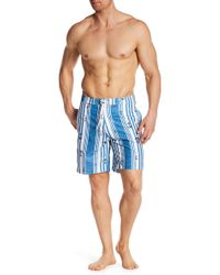 TRUNKS SURF AND SWIM CO - Anchor Stripes Swim - Lyst