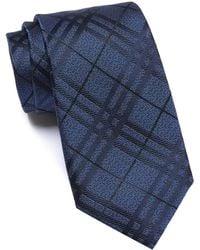 Vince Camuto - Durini Grid Silk Tie - Lyst