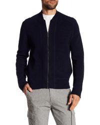 Quinn | Knit Bomber Jacket | Lyst