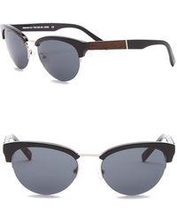 Shwood - Men's Hayden 53mm Clubmaster Sunglasses - Lyst