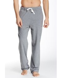 Bread & Boxers - Jersey Lounge Pants - Lyst