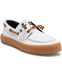 Sperry Top-Sider - Crest Resort Rope Boat Shoe - Lyst