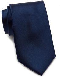 Thomas Pink - Barton Plain Silk Tie - Lyst