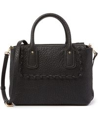Vince Camuto - Axmin Leather Satchel - Lyst