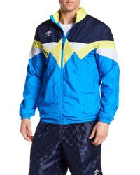Umbro - Crinkle Retro Jacket - Lyst