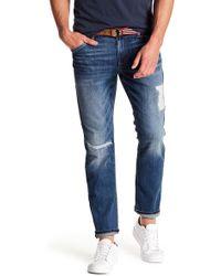 Joe's Jeans - Standard Distressed Slim Fit Jeans - Lyst