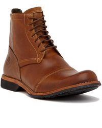 "Timberland - City 6"" Cap Toe Boot - Lyst"