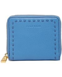 Cole Haan | Ivy Pic-stitch Collection Small Wallet | Lyst