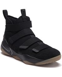 f3f5b1fe418 Lyst - Nike Lebron Soldier 11 (ps) in Black for Men