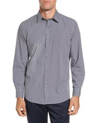 Rodd & Gunn - Flax Island Regular Fit Floral Sport Shirt - Lyst