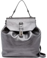 Liebeskind Berlin - Wisconsin Pebbled Leather Backpack - Lyst