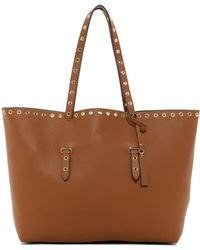 Vince Camuto - Areli Leather Tote Bag - Lyst